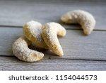 traditional czech sweet... | Shutterstock . vector #1154044573