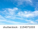 Sky Blue Azure Sky Clouds - Fine Art prints