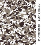 camouflage pattern background... | Shutterstock .eps vector #1154140180