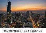 bangkok  thailand   january 20  ... | Shutterstock . vector #1154166403