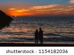 puerto vallarta  mexico   march ... | Shutterstock . vector #1154182036