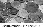 stack of coins. national... | Shutterstock . vector #1154208310