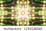 club party stage lights are... | Shutterstock . vector #1154236060