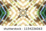 club party stage lights are... | Shutterstock . vector #1154236063