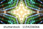 club party stage lights are... | Shutterstock . vector #1154236066