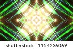 club party stage lights are... | Shutterstock . vector #1154236069