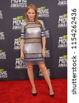 Small photo of LOS ANGELES - APR 14: Kylie Minogue arrives to the MTV Movie Awards 2013 on April 14, 2013 in Hollywood, CA