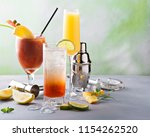 Bloody Mary And Mimosa ...