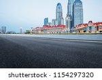 urban expressways and modern...   Shutterstock . vector #1154297320