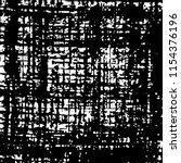 grunge vector texture template. ... | Shutterstock .eps vector #1154376196