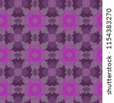 seamless pattern with colored... | Shutterstock . vector #1154383270