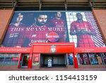 liverpool  uk   may 17 2018 ... | Shutterstock . vector #1154413159