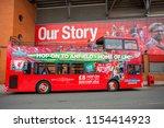 liverpool  uk   may 17 2018 ... | Shutterstock . vector #1154414923