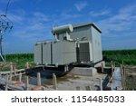wind power equipment | Shutterstock . vector #1154485033