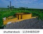 wind power equipment | Shutterstock . vector #1154485039