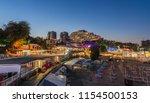 odessa  ukraine   08.08.2018.... | Shutterstock . vector #1154500153