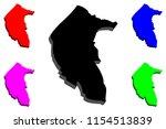 3d map of australian capital...   Shutterstock .eps vector #1154513839
