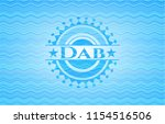 dab water representation style... | Shutterstock .eps vector #1154516506
