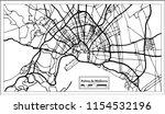 palma de mallorca spain city... | Shutterstock .eps vector #1154532196
