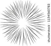 abstract explosion  burst... | Shutterstock .eps vector #1154560783