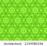 pattern of floral geometric...   Shutterstock .eps vector #1154580196