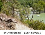 travel to natural places.... | Shutterstock . vector #1154589013