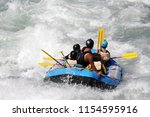 White Water Rafting On The...