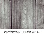 texture of old wooden fence... | Shutterstock . vector #1154598163