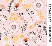 Sweet Pastel  Seamless Pattern...