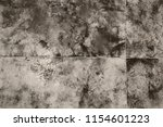 a wall texture pattern from a... | Shutterstock . vector #1154601223