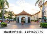 cebu city  philippines   june... | Shutterstock . vector #1154603770