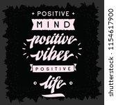 inspirational quote  motivation.... | Shutterstock .eps vector #1154617900