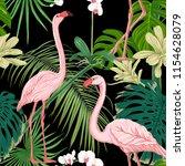 seamless pattern  background.... | Shutterstock .eps vector #1154628079