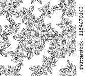 abstract elegance seamless... | Shutterstock . vector #1154670163