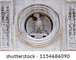 modena  italy   june 04  symbol ... | Shutterstock . vector #1154686090