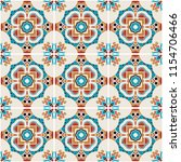 traditional color ornate... | Shutterstock . vector #1154706466
