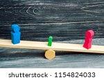 deprivation of parental rights. ... | Shutterstock . vector #1154824033