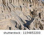 geology of sediment texture  ... | Shutterstock . vector #1154852203
