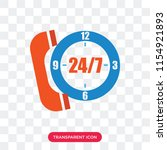 phone assistance vector icon... | Shutterstock .eps vector #1154921893