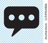 chat icon  comments icon.