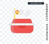 take away vector icon isolated... | Shutterstock .eps vector #1154968069