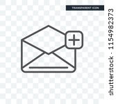 new email envelope vector icon...