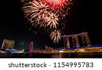 singapore   jul 28  2018  ...   Shutterstock . vector #1154995783