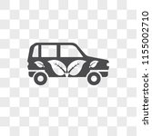 eco car vector icon isolated on ...   Shutterstock .eps vector #1155002710