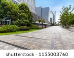 panoramic skyline and buildings ... | Shutterstock . vector #1155003760