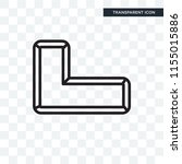base vector icon isolated on... | Shutterstock .eps vector #1155015886