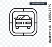 car vector icon isolated on...   Shutterstock .eps vector #1155015970