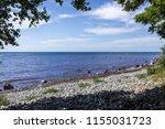 beach island mon denmark... | Shutterstock . vector #1155031723