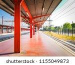 madrid  spain  08 11 2018  a... | Shutterstock . vector #1155049873