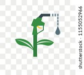 bio vector icon isolated on... | Shutterstock .eps vector #1155052966